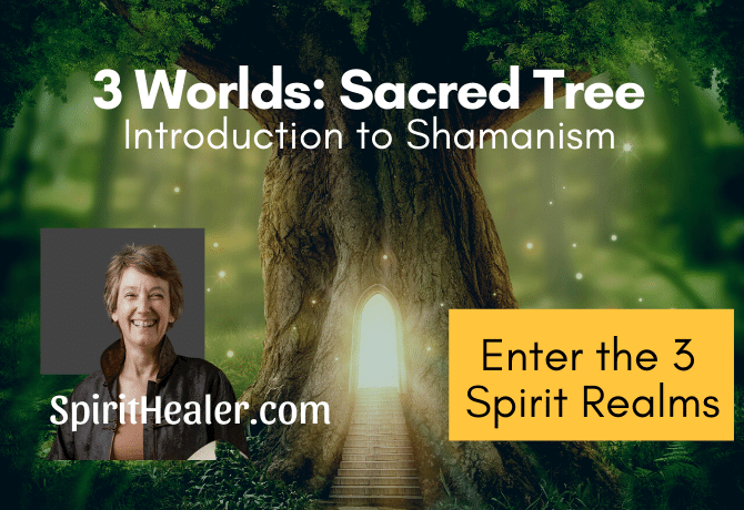 3 Worlds: Sacred Tree Introduction to Shamanism